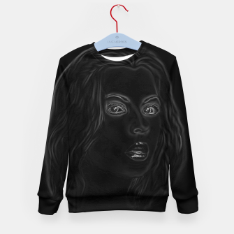 Thumbnail image of Shadow Beauty Kid's Sweater, Live Heroes