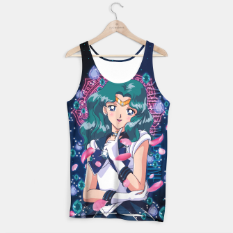Thumbnail image of Sailor Neptune Tank Top, Live Heroes