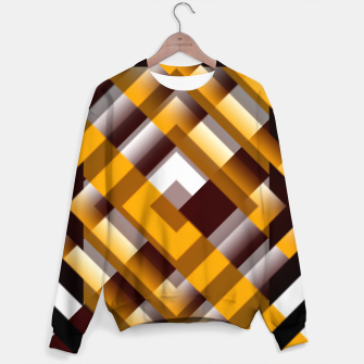 Thumbnail image of Mask Pattern Highpass Sweater, Live Heroes