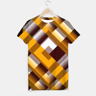 Thumbnail image of Mask Pattern Highpass T-shirt, Live Heroes