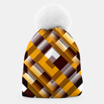 Thumbnail image of Mask Pattern Highpass Beanie, Live Heroes