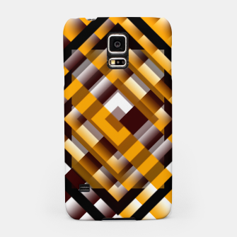 Thumbnail image of Mask Pattern Highpass Samsung Case, Live Heroes