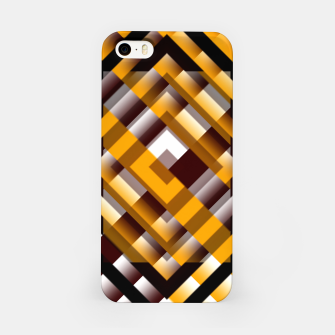 Thumbnail image of Mask Pattern Highpass iPhone Case, Live Heroes