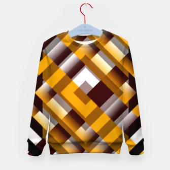 Thumbnail image of Mask Pattern Highpass Kid's Sweater, Live Heroes