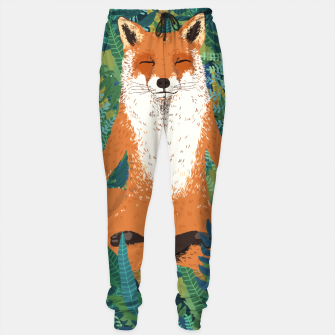 Thumbnail image of Fox Yoga Sweatpants, Live Heroes