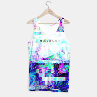 Thumbnail image of Polygon Queen / tumblrbg -  Tank Top, Live Heroes