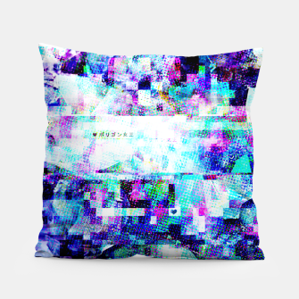 Thumbnail image of Polygon Queen / tumblrbg -  Pillow, Live Heroes