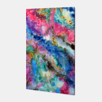 Miniaturka Galaxy colours #abstract #art #buyart Canvas, Live Heroes