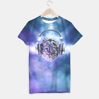 Thumbnail image of Cognitive Discology T-shirt, Live Heroes