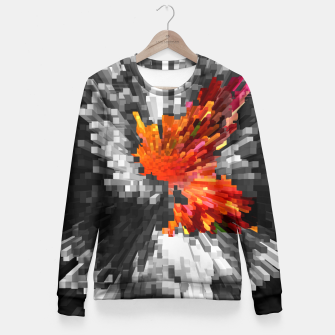 Thumbnail image of A-Synch Ext Wacky Universe Fitted Waist Sweater, Live Heroes