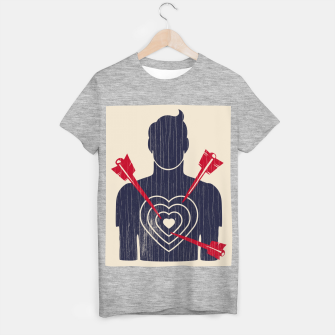 Thumbnail image of Target T-shirt regular, Live Heroes