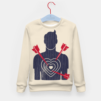 Thumbnail image of Target Kid's Sweater, Live Heroes