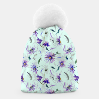 Thumbnail image of Watercolor flowers Gorro, Live Heroes