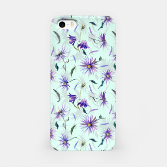 Thumbnail image of Watercolor flowers Carcasa por Iphone, Live Heroes