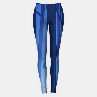 Thumbnail image of A Glimpse of Him Leggings, Live Heroes