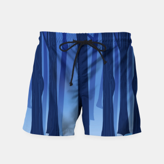Thumbnail image of A Glimpse of Him Swim Shorts, Live Heroes