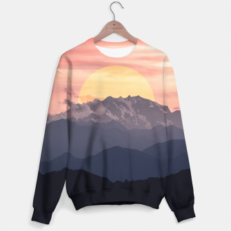 Thumbnail image of A Perfect Day Sweater, Live Heroes