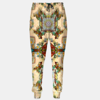 Thumbnail image of PixelAM43-Pattern233344 Sweatpants, Live Heroes