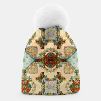 Thumbnail image of PixelAM43-Pattern233344 Beanie, Live Heroes