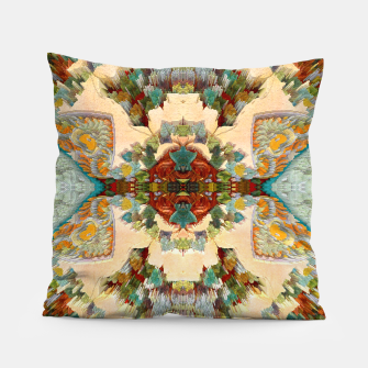 Thumbnail image of PixelAM43-Pattern233344 Pillow, Live Heroes