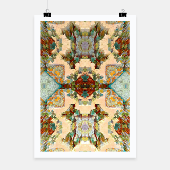 Thumbnail image of PixelAM43-Pattern233344 Poster, Live Heroes