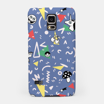 Thumbnail image of PLAYFUL TIMES Samsung Case, Live Heroes
