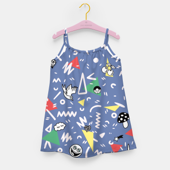 Thumbnail image of PLAYFUL TIMES Girl's Dress, Live Heroes