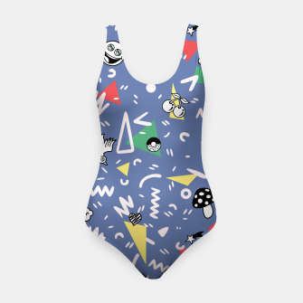 Thumbnail image of PLAYFUL TIMES Swimsuit, Live Heroes