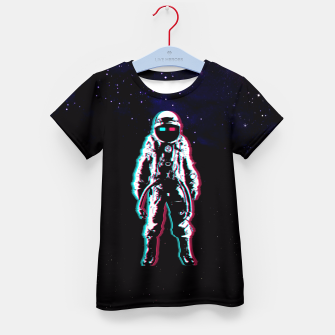 Thumbnail image of ASTRO IN 3D Kid's T-shirt, Live Heroes