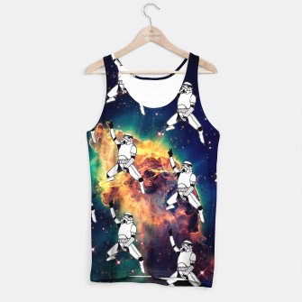 Thumbnail image of StormTrooper Dance Tank Top, Live Heroes
