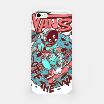 VANS - off the wall alien iPhone Case obraz miniatury