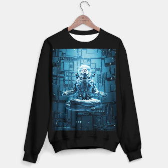 Astro Lotus Sweater regular Bild der Miniatur