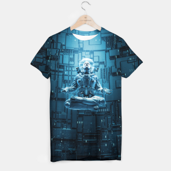 Thumbnail image of Astro Lotus T-shirt, Live Heroes