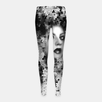Thumbnail image of Emergence Girl's Leggings, Live Heroes