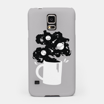 Galaxy Coffee Samsung Case obraz miniatury
