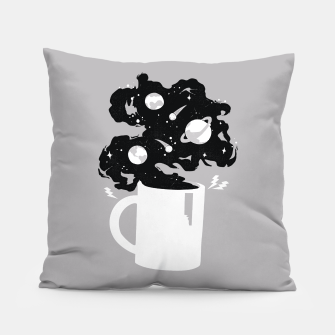 Galaxy Coffee Pillow obraz miniatury