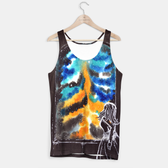 "Miniaturka ""An astonishing night"" #nature #inspiration #buyart Tank Top, Live Heroes"