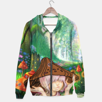 Miniaturka Fairy in the woods Hoodie, Live Heroes