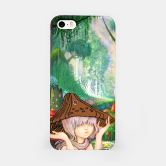 Miniaturka Fairy in the woods iPhone Case, Live Heroes