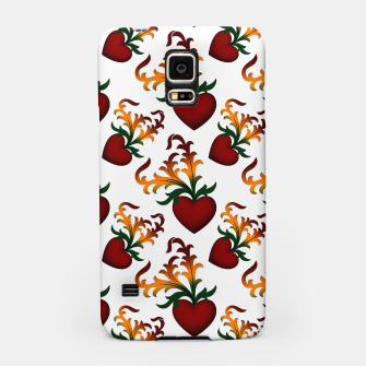Thumbnail image of Flourish Hearts Samsung Case, Live Heroes