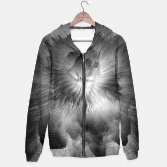 Thumbnail image of Fire Clouds Hoodie, Live Heroes