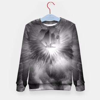 Fire Clouds Kid's Sweater thumbnail image