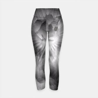 Thumbnail image of Fire Clouds Yoga Pants, Live Heroes