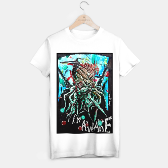 Thumbnail image of I'm awake T-shirt regular, Live Heroes