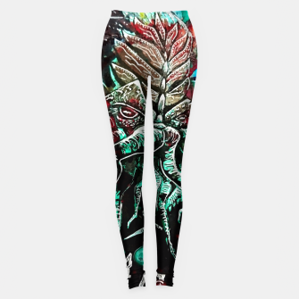 Thumbnail image of I'm awake Leggings, Live Heroes