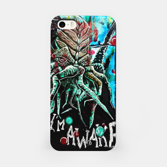 Thumbnail image of I'm awake iPhone Case, Live Heroes