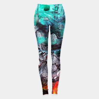 Thumbnail image of Another Worlds Leggings, Live Heroes