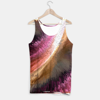 Thumbnail image of Ribbon Blast Tank Top, Live Heroes