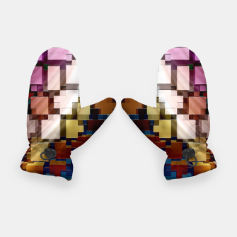 Thumbnail image of Cube Centric Gloves, Live Heroes