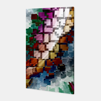 Thumbnail image of Cube Centric Canvas, Live Heroes
